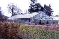 Das Bauwerk im Rohbau