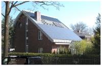 Südwest mit neuem Dach